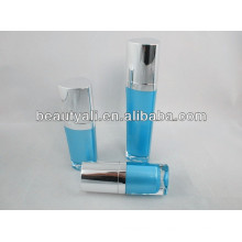 15ml 30ml 50ml loción cosmética de lujo envasado botella de acrílico