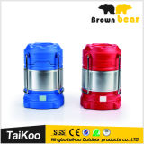 Newest design led camping lanterns for outdoor tents