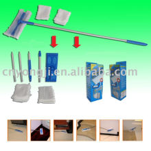 Smart Clean Sweeper et chiffons