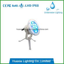 12W IP68 LED Underwater Lighting