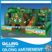 Jungle Playground Equipment (QL-3023A)