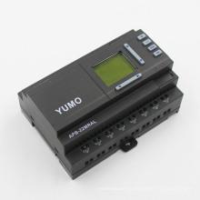 Apb-22mral PLC de controlador lógico programable con HMI