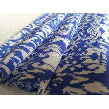 Blauer Druckstoff für Sportbekleidung (HD1401102)