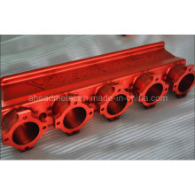 Fabricante personalizado de todo tipo de aluminio/inoxidable acero/Plstic/PTFE/latón/aleación/carbón/acrílico CNC mecanizado de piezas