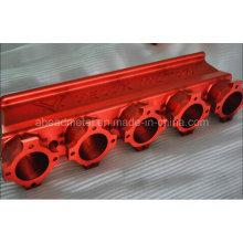 Fabricant sur mesure toutes sortes d'aluminium/acier inoxydable acier/chargez/PTFE/laiton/jantes en aluminium/carbone/acrylique CNC usinage de pièces