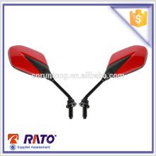 Venta al por mayor China rojo Motorcycle back mirror for T110