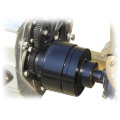 5t Single Drum Engine Powered Winch voor hijsen
