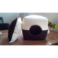 Lovery Warm Soft Sponge Doggy Kennel Dog House Cave Cat Hole