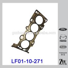 Excelente junta de cabeça de cilindro de aço para Mazda M3 M5 M6 MPV TRIBUTO LF01-10-271