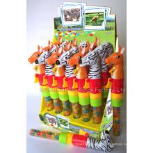 Шумные Зебры И Кенгуру Игрушки Конфеты (110705)