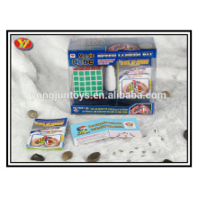 Gute Qualität Custom Plastic 5 Schichten Magic Cube