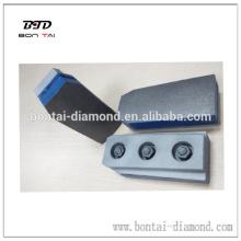 Diamante metal fickert para piedra y granito