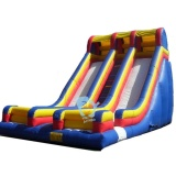 giant pvc tarpaulin inflatable water slide clearance for sale