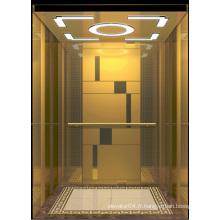 Ascenseur de passager pour salle de machines Un-Victor (R)