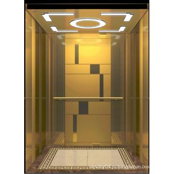 Машинный пассажирский лифт Un-Victor (R)
