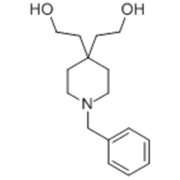 4,4-Piperidinediethanol,1-(phenylmethyl) CAS 160133-33-5