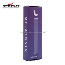 Ocitytimes OEM Vitamin B12  Vape Sleep Melatonin Diffuser Packaging