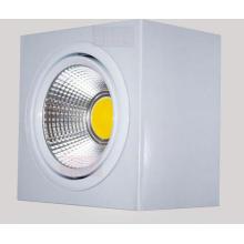 40W superfície quadrada COB LED Downlight