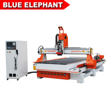 Hot sale ELE 1530 atc rotary 4 axis cnc router machine , kitchen cabinet making machines for cutting wood