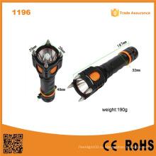 Автоматический выключатель 10W Xml T6 алюминиевый материал Светодиодный фонарик