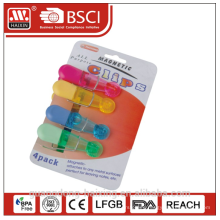 Magnetic clips (4pcs)