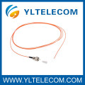 Cavo di toppa in fibra ottica LC MM, treccia multimodale fan-out LC in bundle LC per FTTH