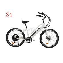 Populäre Art fette E-Fahrrad versteckte Batterie elektrische Strandkreuzer elektrische Fahrräder 2018