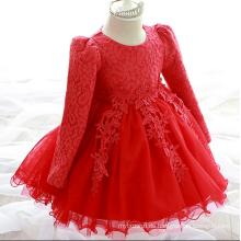 Weihnachten Kleider Party Kleidung Für Kinder Neujahr 2017 Kleider Für 2Y Baby Gilrs Prinzessin Rosa