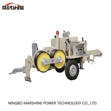 Hydraulic Type Traction Machine