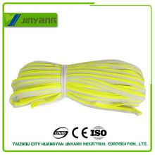 2015 fashion high visibility security color reflective piping