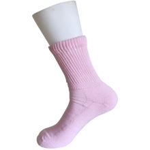 Halbe Kissen Sorbtek Coolmax Diabetische Gesundheitswesen Medical White Quarter Socken (JMDB09)