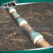 Wire Saw Beads para Quarrying, bloqueio e perfis (SG-056)