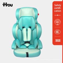 El mejor asiento de coche para niños