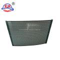 FLC500 hookstrip flat oil  shaker screen/vibrating screen
