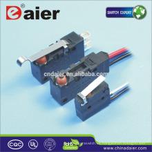 Microinterruptor a prueba de agua Daier WS2 micro interruptor