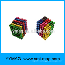 Hochwertige Multifarben 5mm Kugelmagnete