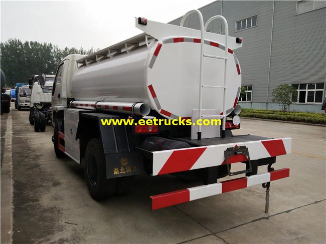 5cbm Oil Tank Trucks