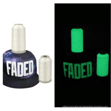 embroidery thread Glow in the dark