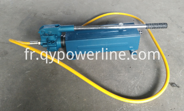Portable Hydraulic Oil Pump