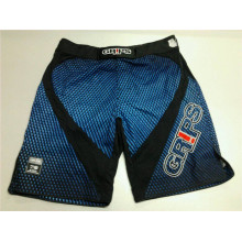 Benutzerdefinierte Stretch MMA Shorts Crossfit Trainings-shorts