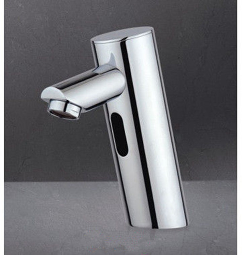 automatic inductive basin faucets