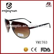 2014 New arrival barato ciclismo óculos de metal óculos de metal