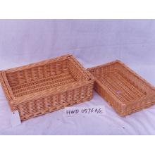 (BC-ST1030) Hot-Sell Handmade Weide Lagerung Korb