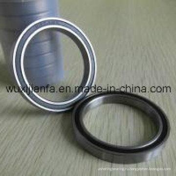 Хромированная сталь тонкостенные опечатали радиальные шарикоподшипники