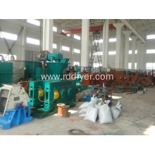 Calcium Chloride Fertilizer Granules Making Machine