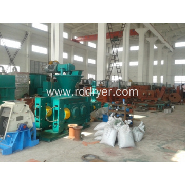Compound Fertilizer Granulation Machine