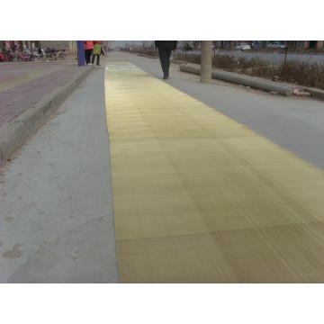 Malha de filtro de água de malha de tela de arame de latão