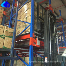 Jracking Warehouse Rack Shelving Radio Shuttle Rack