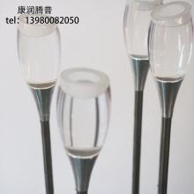 Kundenspezifische Acrylflasche mit Reed-Lichtern
