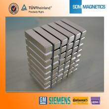 2015 Heißer Verkaufs-Permanentmagnet für Motor-Magnetblock N35 N38 N42 Block